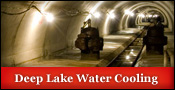 Deep Lake Water Cooling